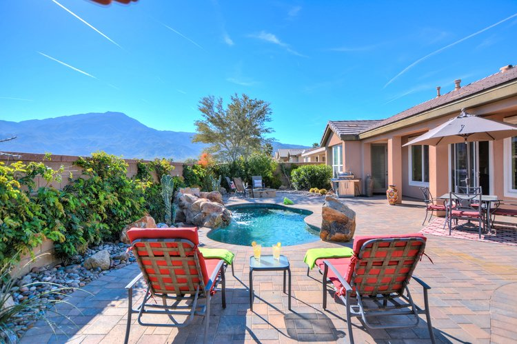 South Facing Mountain Views at Trilogy, La Quinta