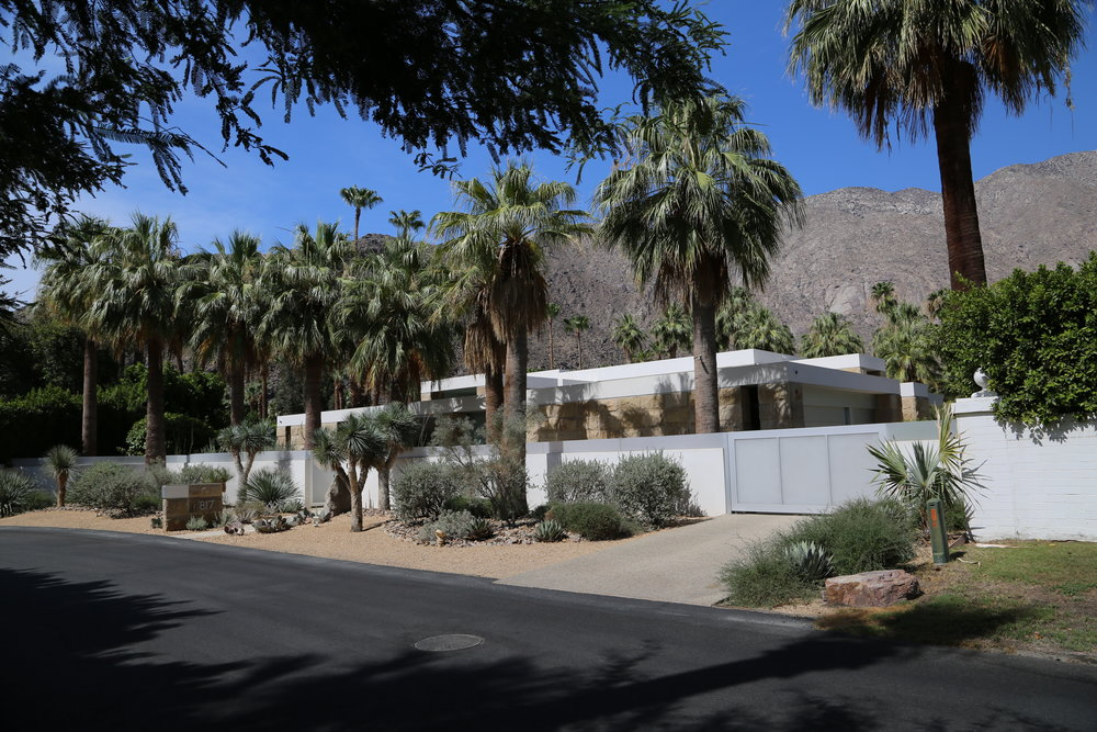 Real Estate in Palm Springs