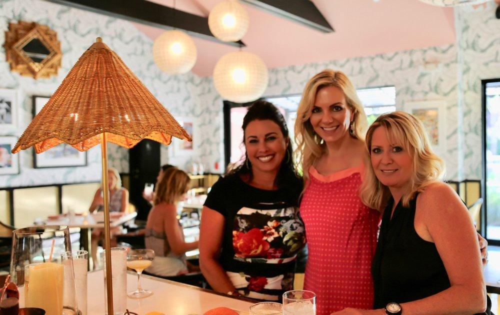 Laura, Sheri & Leslie