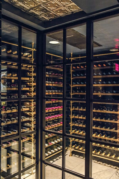 Counter Reformation at the Parker takes a democratic approach: All wines on offer, such as Château de la Liquière Faugères from Languedoc-Roussillon, cost $7 per 3-ounce pour.