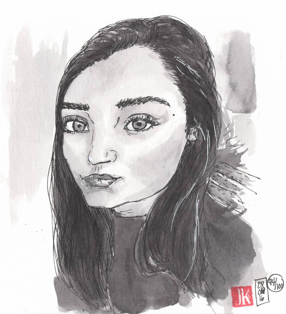 Portrait 94/100