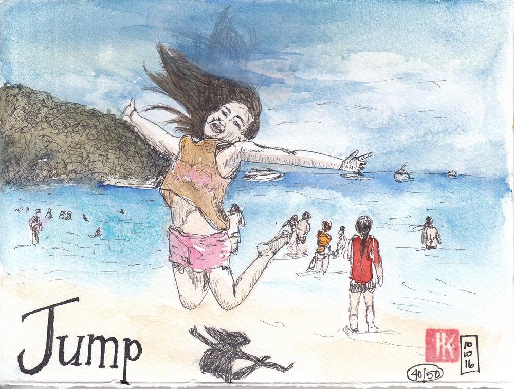 Day 10 - Jump