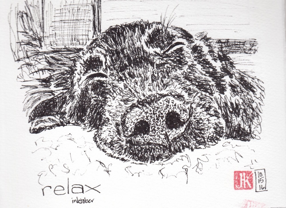 Another for day 15 - Relax