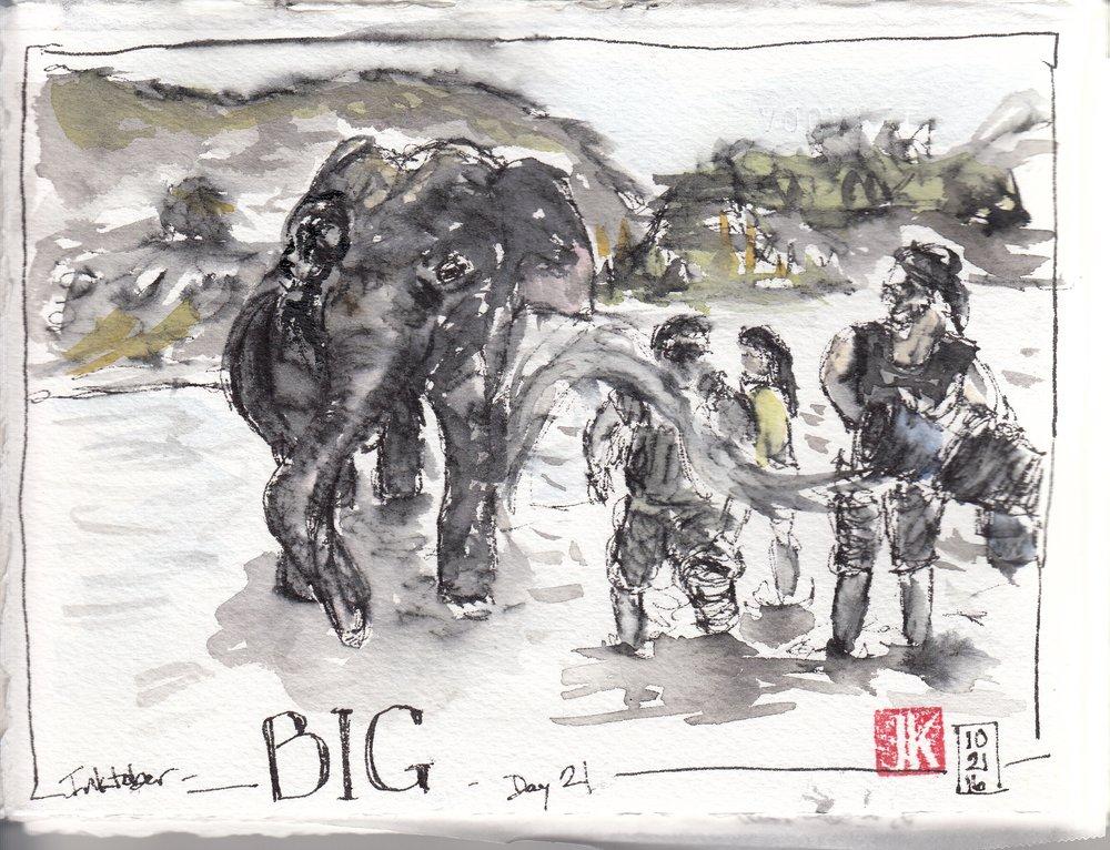 Day 21 - Big
