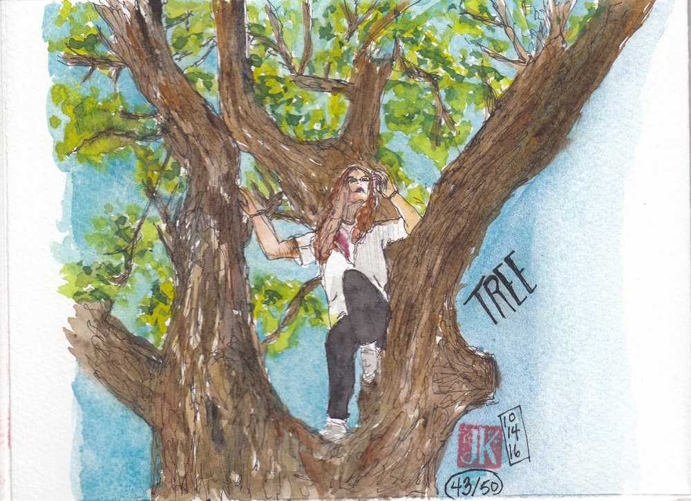 Day 14 - Tree