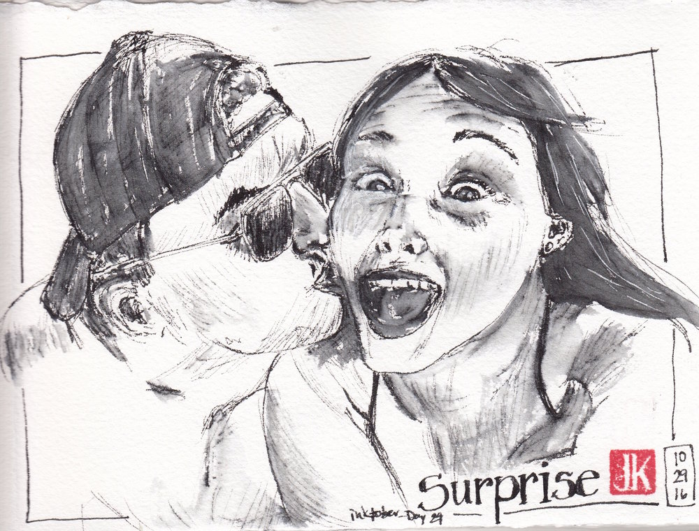 Day 29 - Surprise