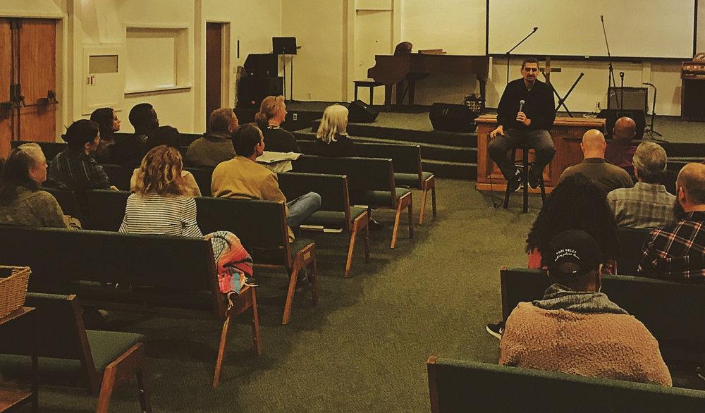 Jonathan-Wilson-Hartgrove Live - Reconstructing the Gospel Finding Freedom From Slaveholder Religion