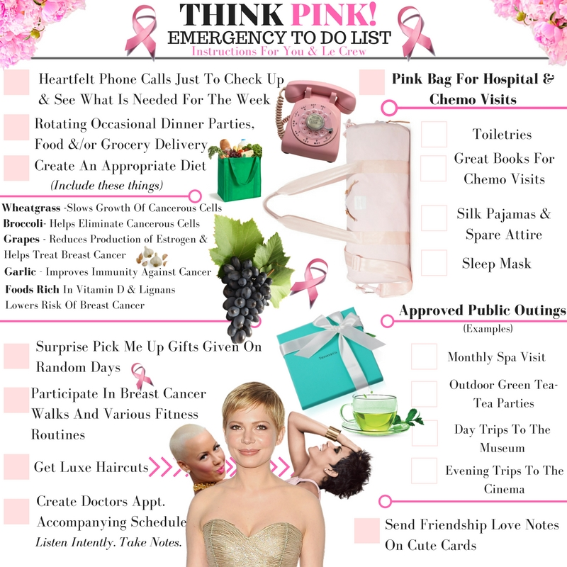 Think Pink: How To Properly Raise Breast Cancer Awareness