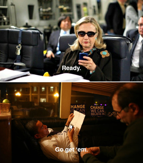 Image Source: Texts From Hillary