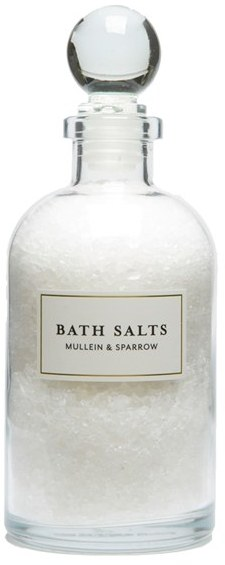 Mullein & Sparrow Mini Bath Salts | dbxco. buy yourself a gift shop