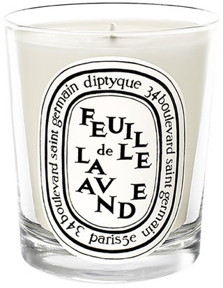 Diptyque Feuille De Lavande/lavender Leaf Scent Candle | dbxco. buy yourself a gift shop