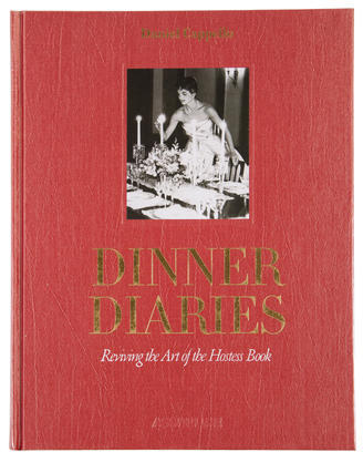 Assouline Dinner Diaries | dbxco. buy yourself a gift shop