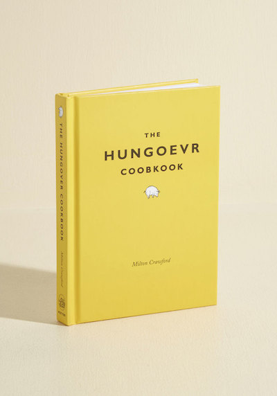 The Hungoevr Cookbook | dbxco. buy yourself a gift shop