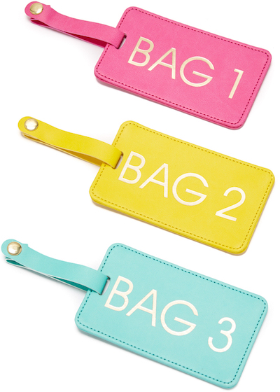 Gift Boutique Bags 1-2-3 Luggage Tag Box Set | dbxco. buy yourself a gift shop