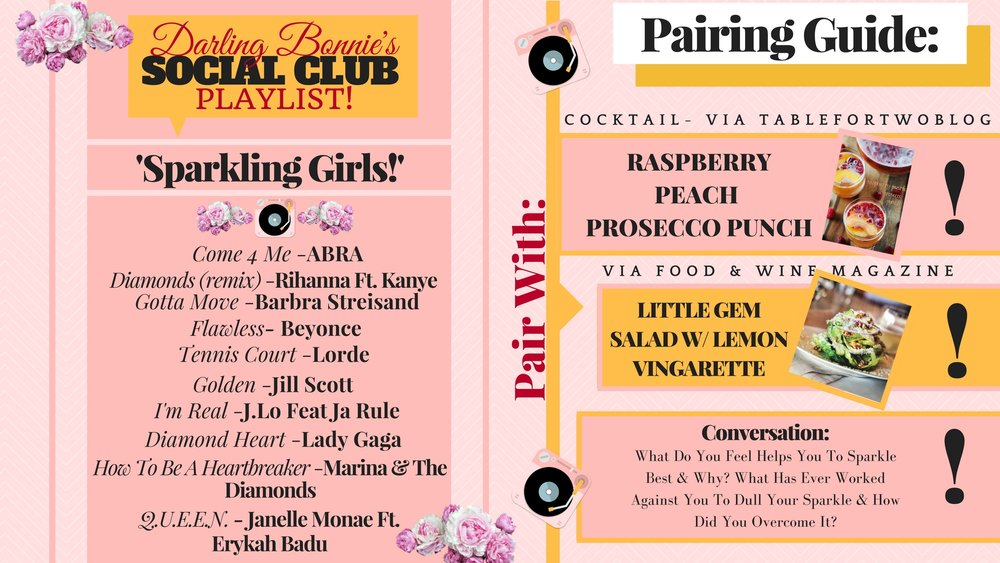 Darling Bonnie's Playlist Pairing Guide -- SG.jpg