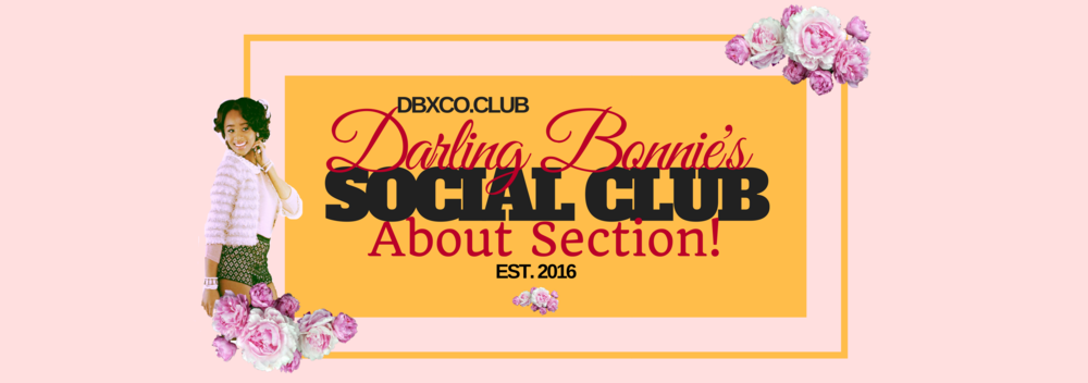 About Darling Bonnie's Social Club