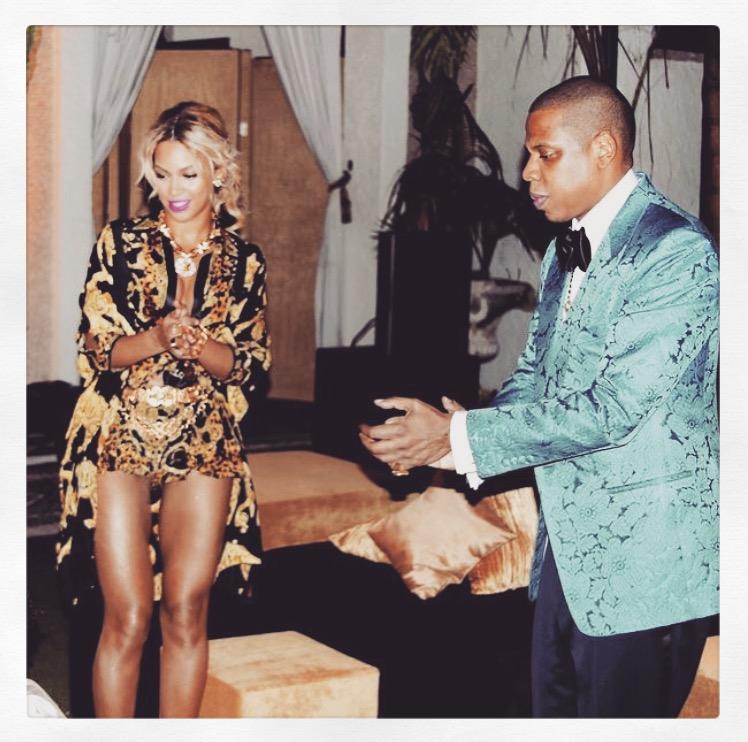 Image Source: Beyonce's Tumblr