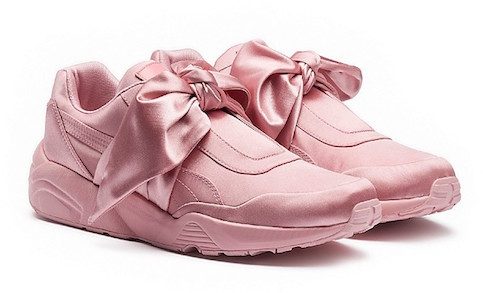 dbxco dress up --- FENTY Puma x Rihanna Women's Satin Bow Sneakers