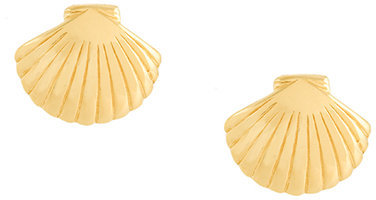 dbxco. dress up --- Astley Clarke 'Mini Shell Biography' stud earrings