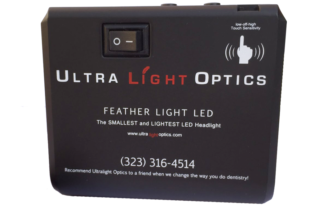 Feather Light Advanced Touch Battery