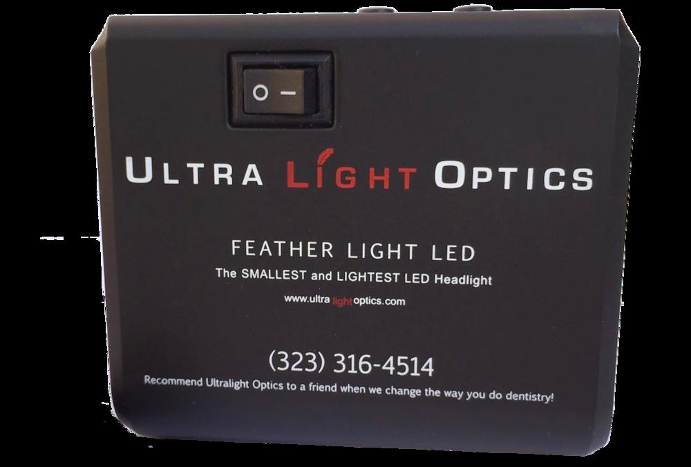 Feather Light Standard Battery