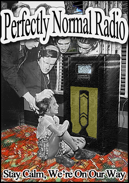 PersonOrPersons - PN Radio Ad Poster