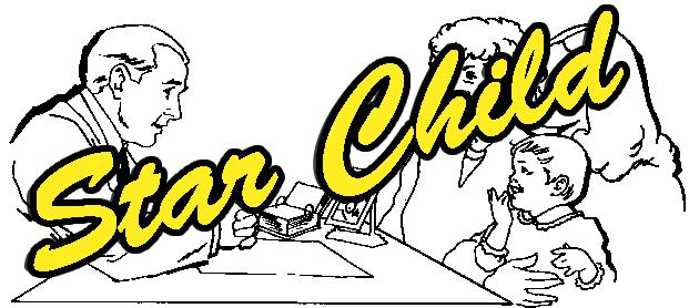 Click Thru Comics Menu - Star Child