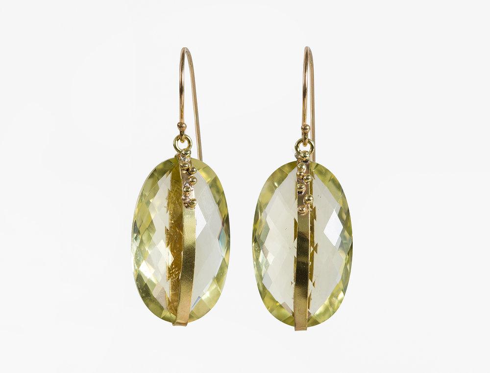 Handmade 18 Karat Gold Jewelry Oakland 18K Gold Fine Jewelry Marin