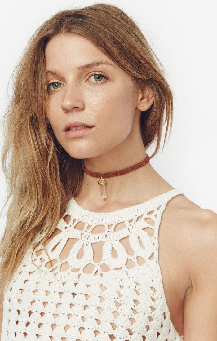 Show Me Your MuMu x Frasier Sterling Mystic Crystal Choker