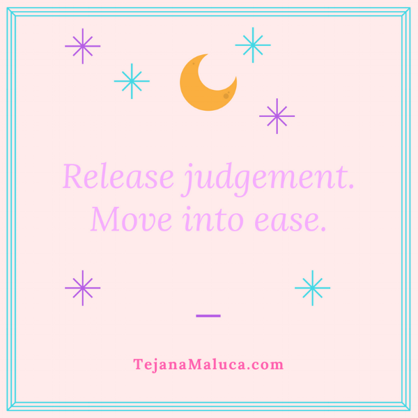 Release Judgement. Move With Ease.
