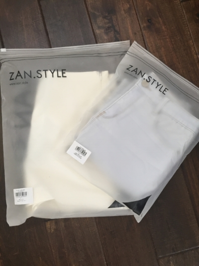 ZAN.STYLE Packaging