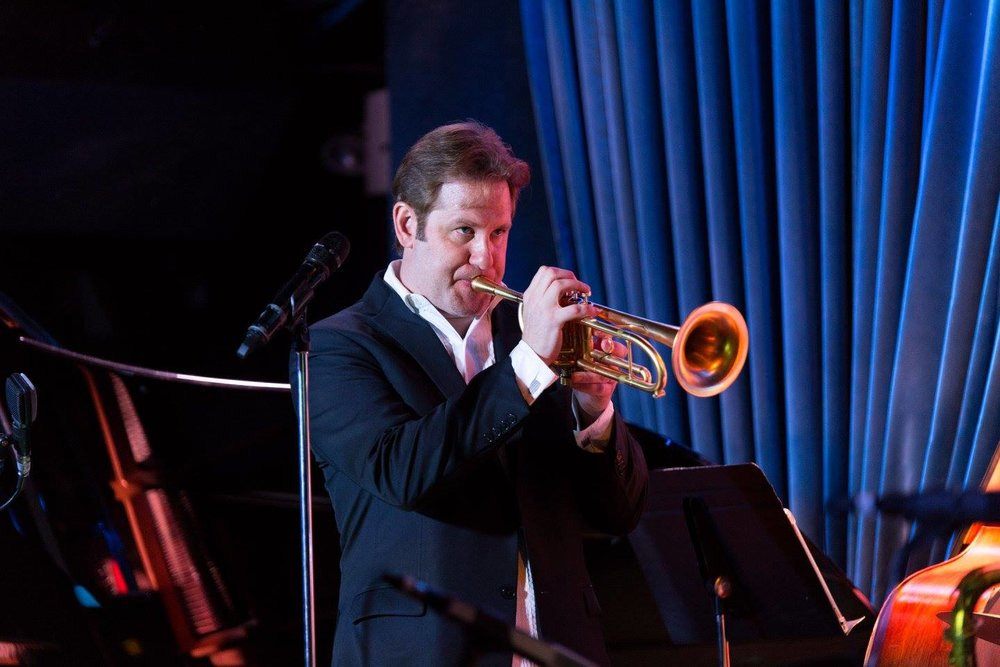 Joe Gransden Big Band - Joe Gransden is the soul of live Jazz and Big Band. Clint Eastwood has discovered his talent and describes Joe as