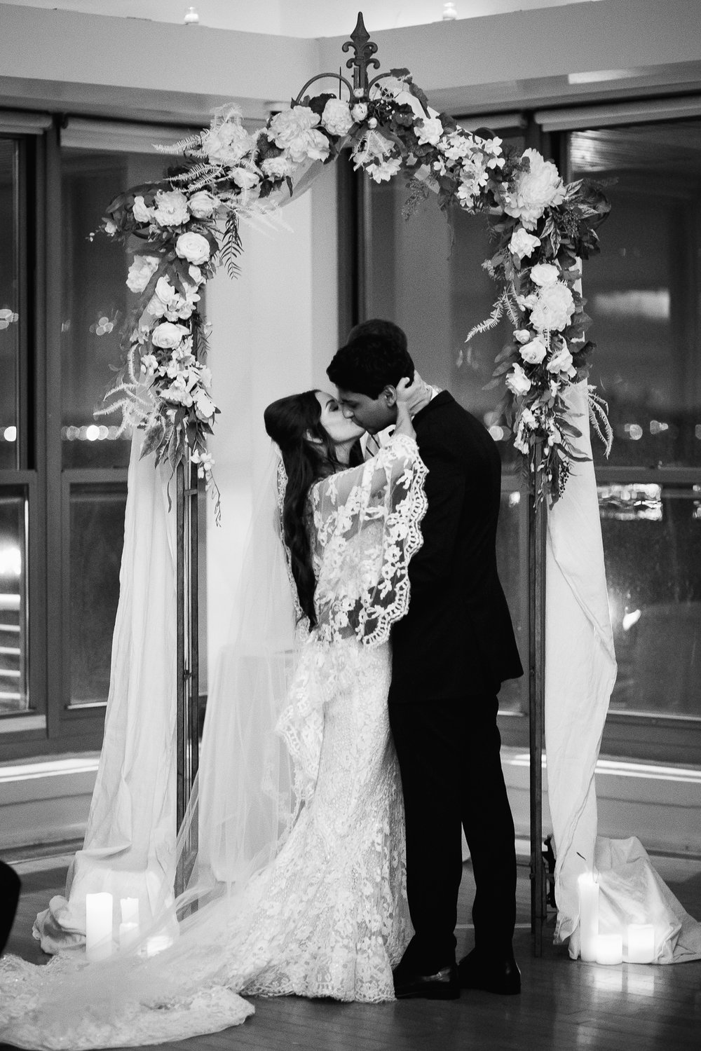 Battery Gardens Wedding: New York City | Sarah Bode-Clark Photography