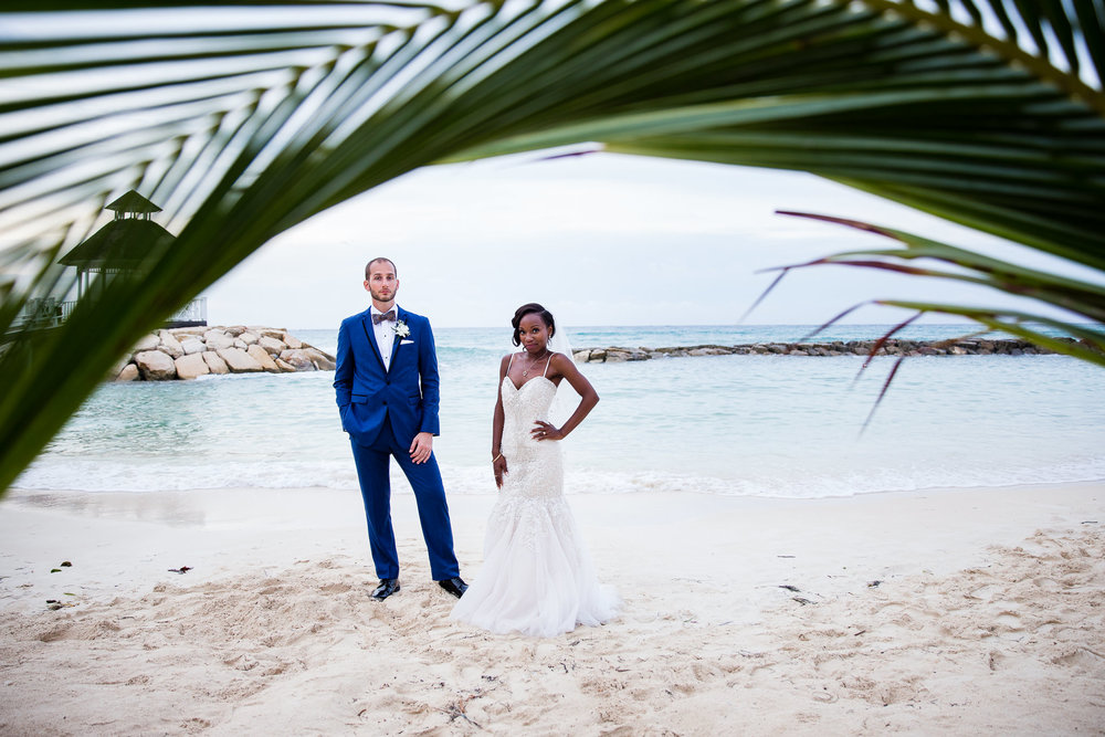 nyc destination wedding photographer, jamaica destination wedding, jamaica destination wedding, beach wedding inspiration, new york city destination wedding photographer, montego bay wedding