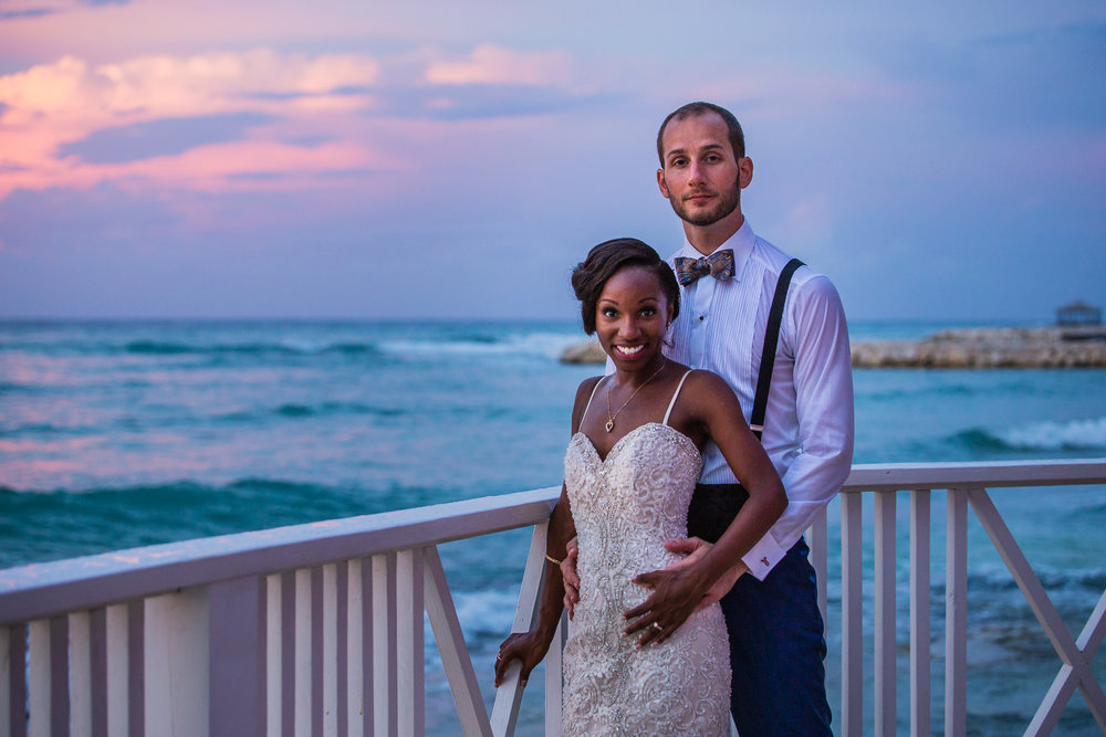 Montego Bay, Jamaica Destination Wedding