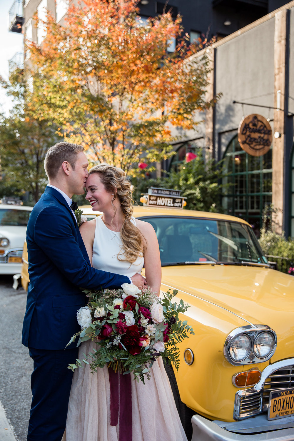 The Glasserie Wedding | Sarah Bode-Clark Photography | NYC Wedding Photographers