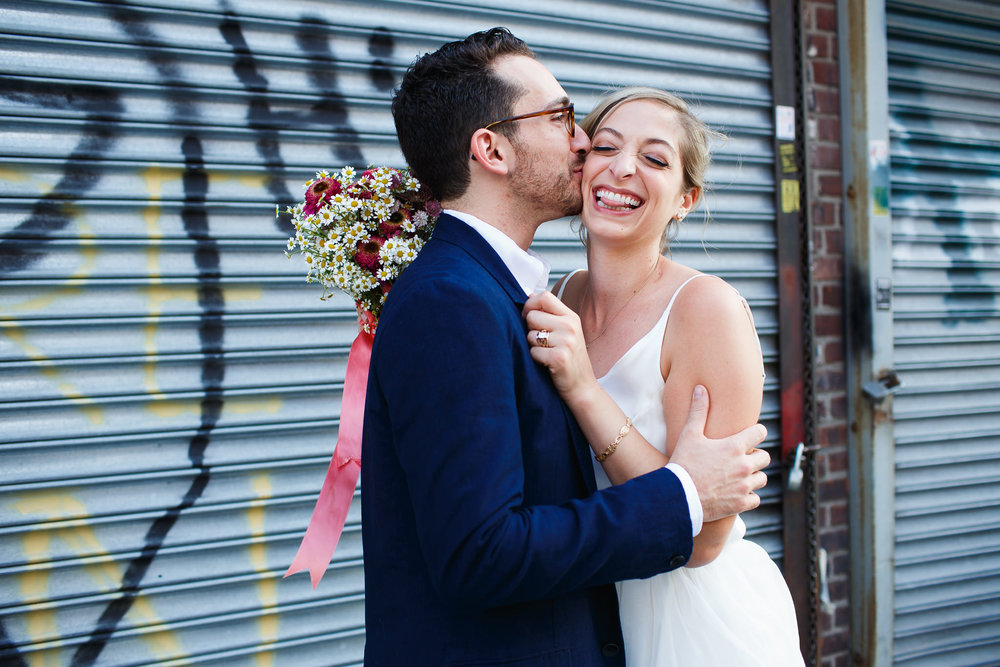The Bell House Wedding | Sarah Bode-Clark Photography | NYC Wedding Photographers