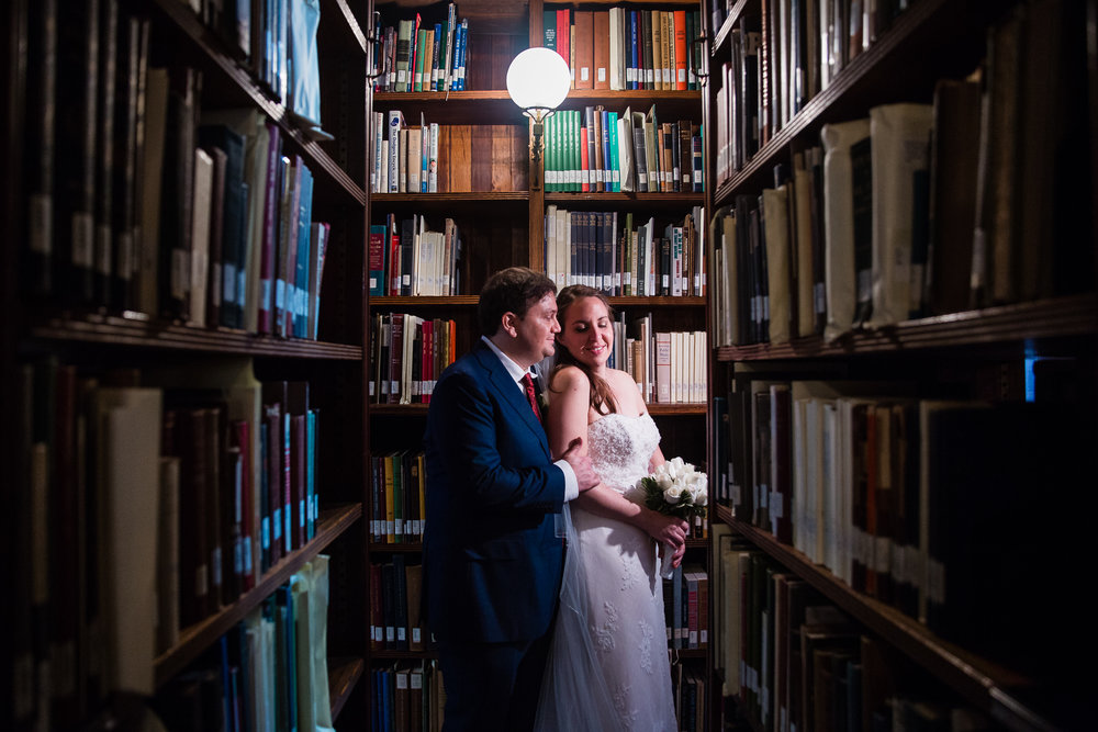 Brooklyn Historical Society Wedding | Sarah Bode-Clark Photography | NYC Wedding Photographer