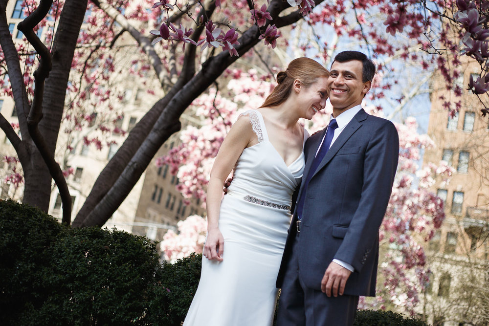 Gramercy Park Wedding | Sarah Bode-Clark Photography | NYC Wedding Photographer