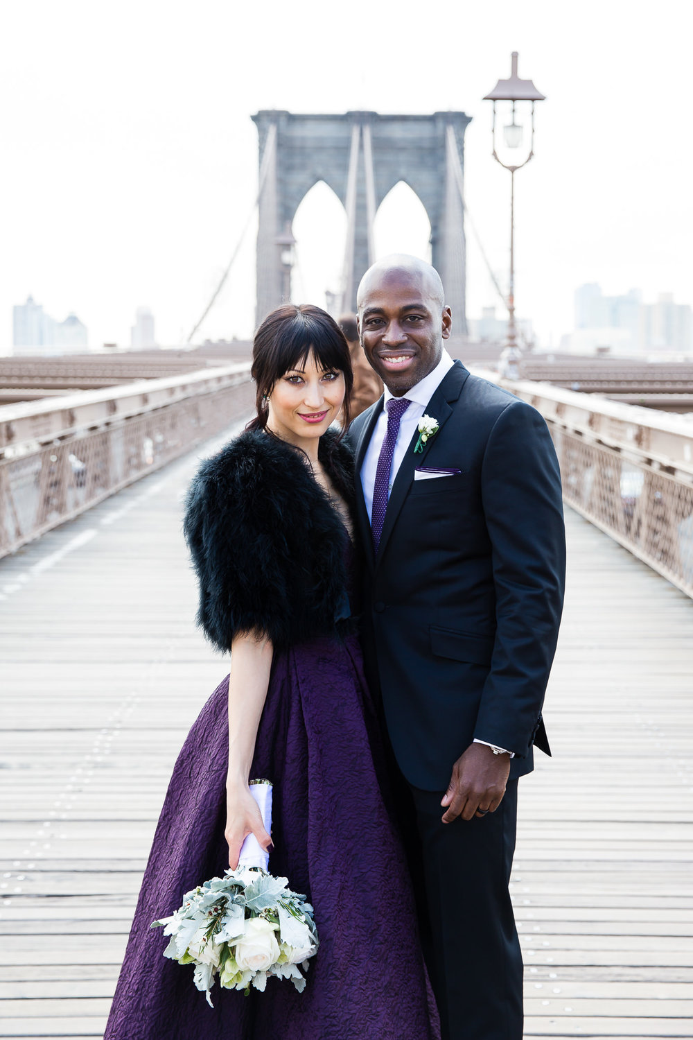 City Hall Wedding | Sarah Bode-Clark Photography | NYC Wedding Photographer