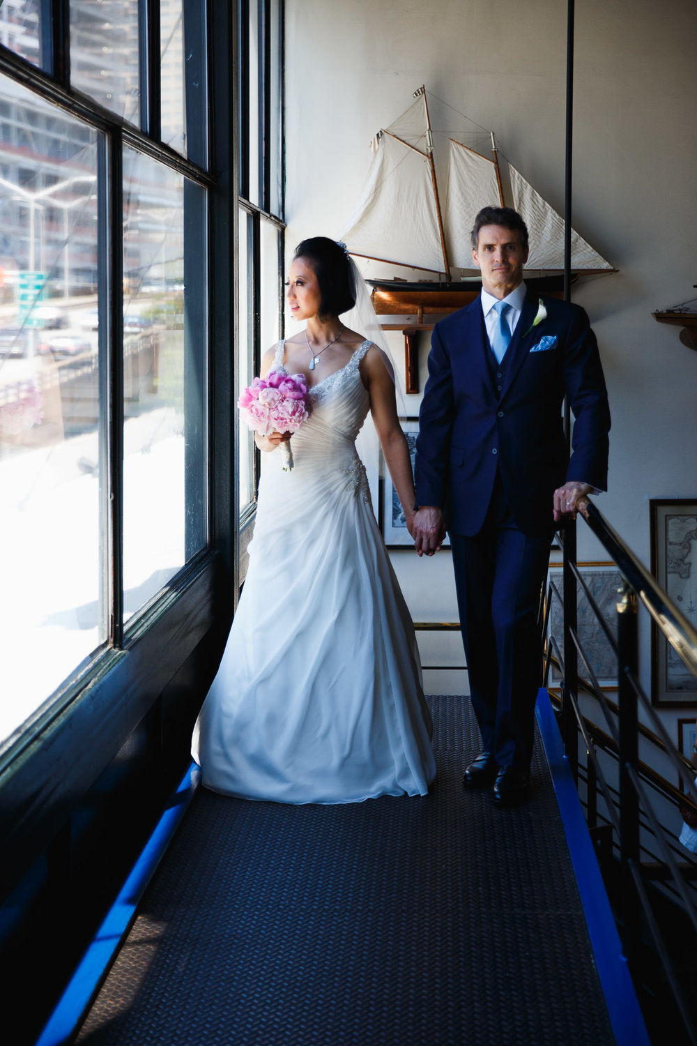 Water Club Wedding | Sarah Bode-Clark Photography | NYC Wedding Photographer