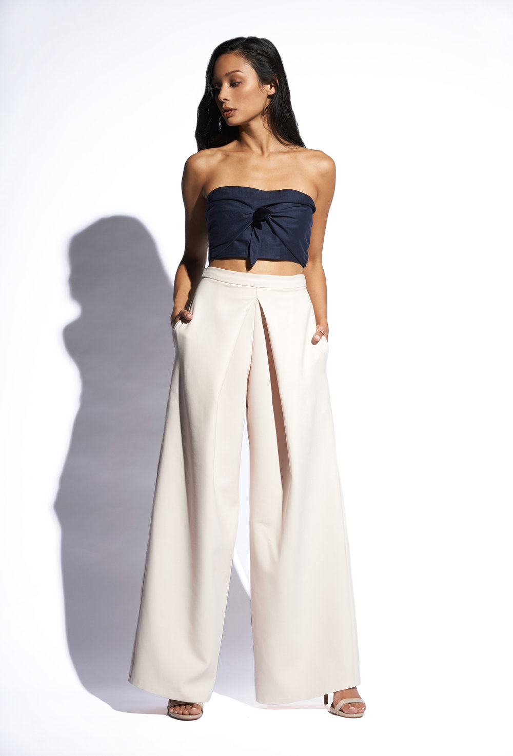 Stanwyck Crop Top w/ Josephine Pant
