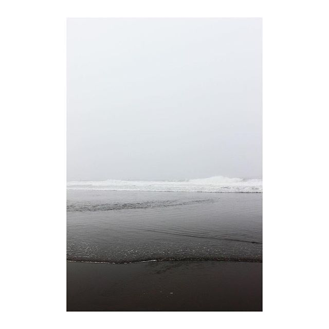 B e a c h.  Even on a grey day the beach is better 🌊. #love #beach #beautiful #style #fashion #fashiondesigner #emergingdesigner #emergingdesigners #devonthomas #lifestyle #womeninfashion