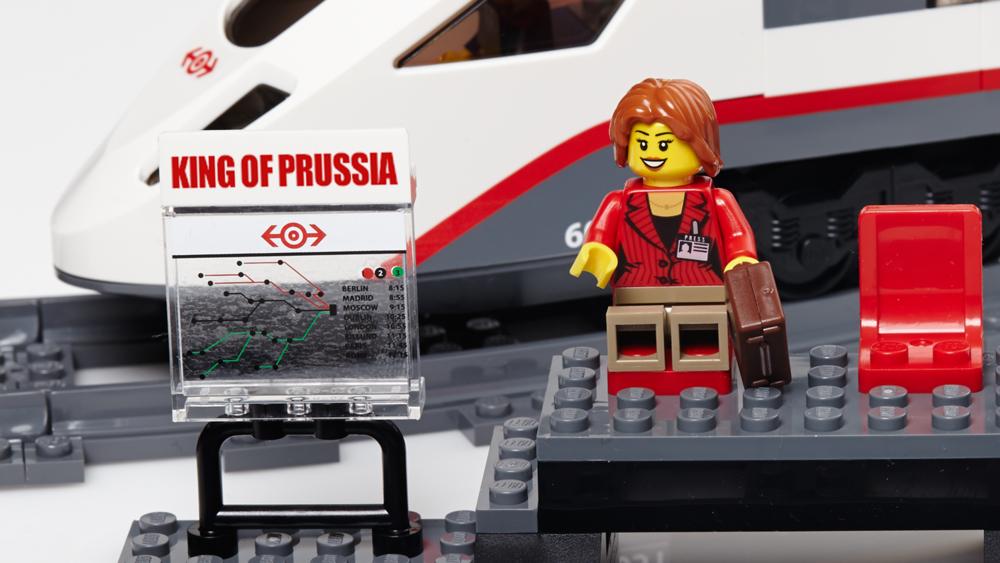 LEGO — Gillian salit