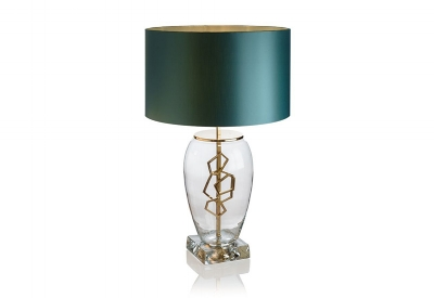 Been looking for a really great lamp for a small table by the fireplace and I think this is THE ONE! Gold?- tick. Teal Lampshade?- tick. Curious?- tick! Oh, it's the Lisbon To Ankara by portugese Villa Lumi, and sold by  Sofa & More London , btw.