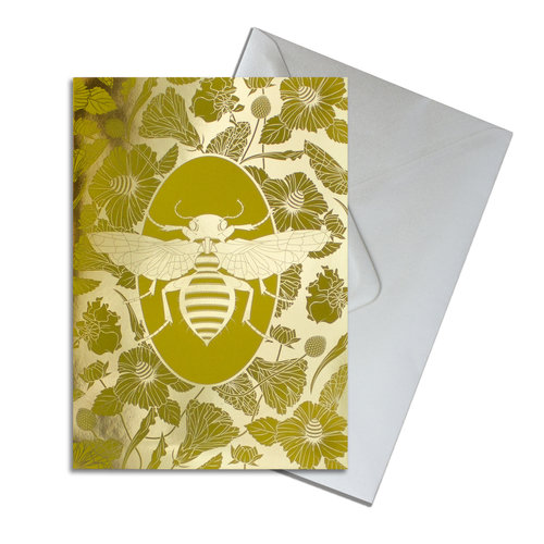 Elemental bee greeting cards the curious department unique elemental bee greeting cards m4hsunfo