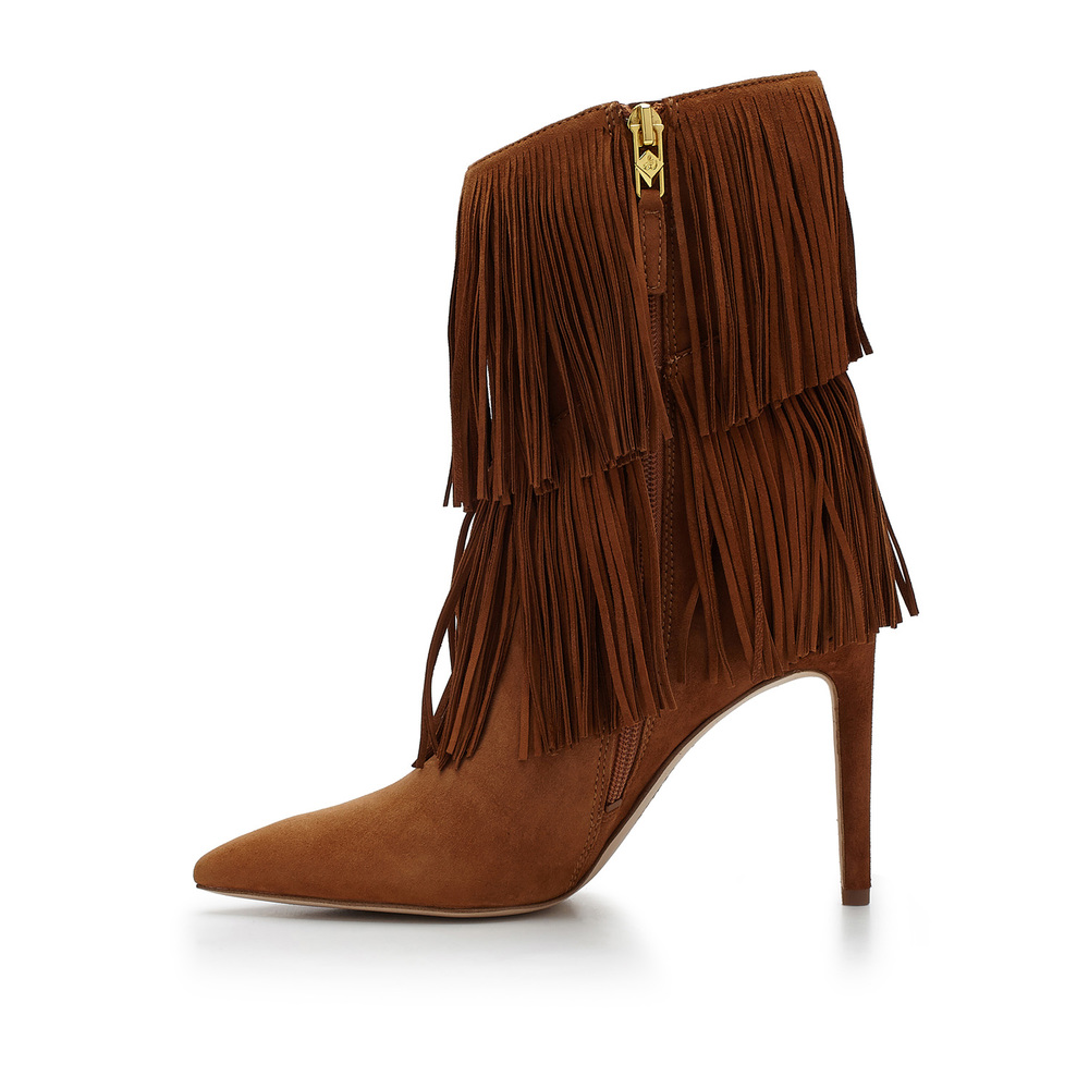 Sam Edelman brown boot product photography