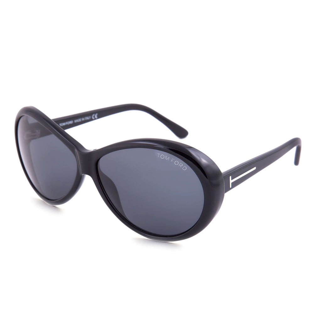 Black women's Tom Ford sunglasses