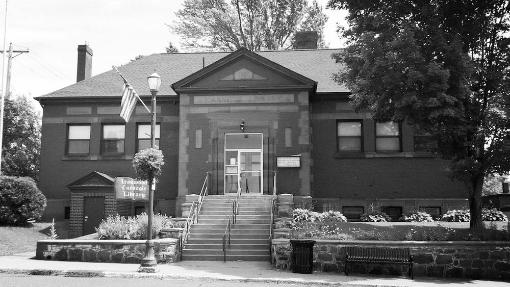 Ironwood Carnegie Library