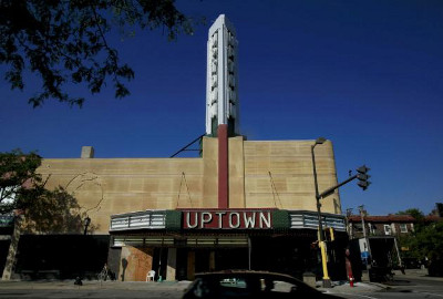 L&K designed a 1937 remodeling of the The Uptown Theater in south Minneapolis
